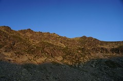 Soarele zorilor la lacul Mandra