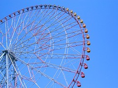 "Das Riesenrad. Die Riesenräder. • <a style=""font-size:0.8em;"" href=""http://www.flickr.com/photos/42554185@N00/20057686086/"" target=""_blank"">View on Flickr</a>"