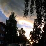 """Evening in #blackeberg before #thunder and #rain #summer #stockholm #visitstockholm #visitsweden #sommar #regn #åska #sweden #kväll <a style=""""margin-left:10px; font-size:0.8em;"""" href=""""http://www.flickr.com/photos/131645797@N05/20273091562/"""" target=""""_blank"""">@flickr</a>"""