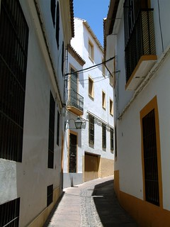 Córdoba: Back Streets of the Old Jewish Quarte...