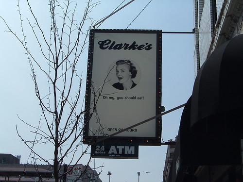 Clarke's Diner