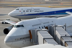 B747@Itami Airport 2006.3.29-05
