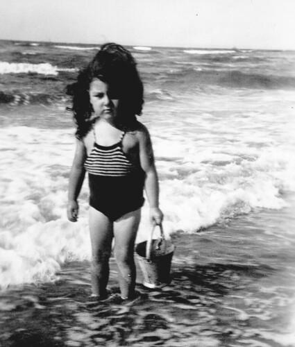 Moi, à l'âge de 3 ans