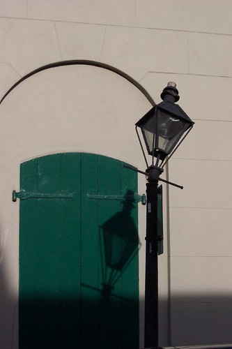 Old French Quarter Lamp
