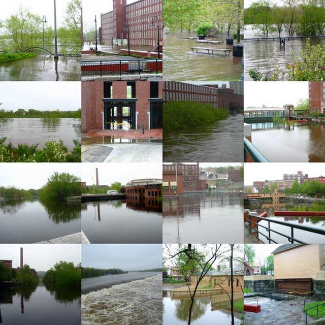 Flood Montage