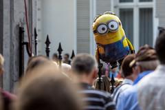 Fête nationale belge - 21 juillet 2015 - Je savais que les Minions étaient belges !