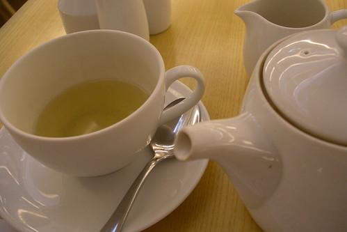 iranian mint tea