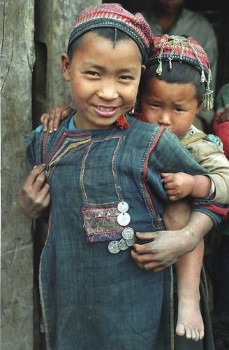 Photo taken in North Laos by Boaz, Nanjing – CHINA