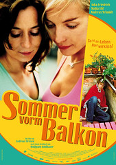 Verano en Berlín cartel película