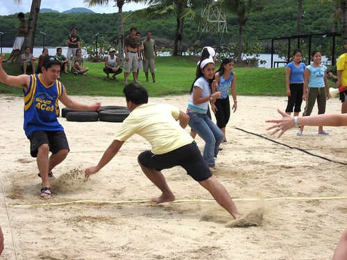 Traditional game of patintero Punta Fuego, Nasugbu, Batangas Pinoy Filipino Pilipino Buhay  people pictures photos life Philippinen  菲律宾  菲律賓  필리핀(공화�) Philippines