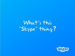 What is Skype? by malthe.