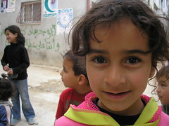 WEST BANK: Refugee Kids