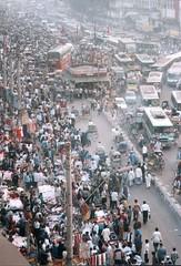 calla de Dhaka