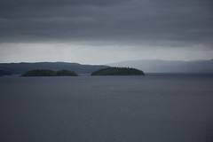 A lake in Jämtland