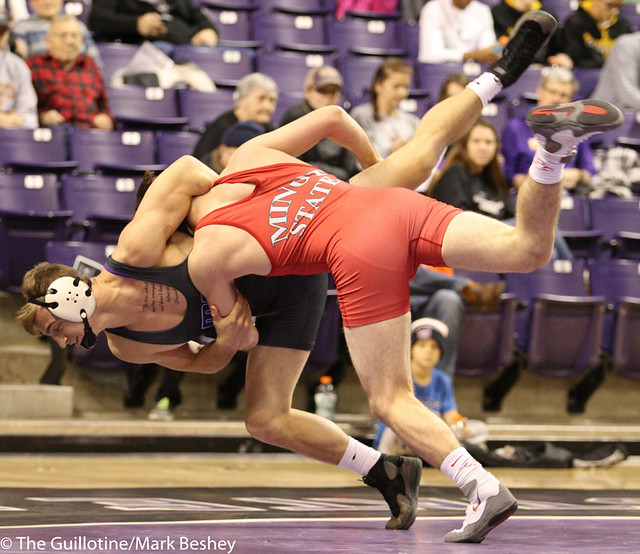 157 Dylan Herman (Minnesota State) fall Zach Berry (Minot State) 2:21