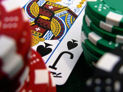 Poker by ian of leam