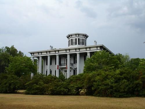 Grey Columns, Tuskegee AL