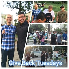 "Give Back Tuesday <a style=""margin-left:10px; font-size:0.8em;"" href=""http://www.flickr.com/photos/134824776@N07/19847451416/"" target=""_blank"">@flickr</a>"