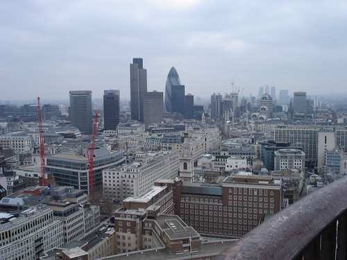 Another view from atop St. Paul's