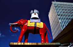 Elephant and Castle, London