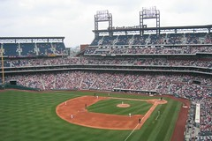 Citizens Bank Park - From the Break from Right...