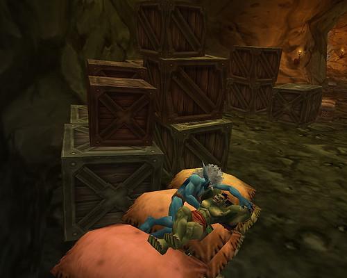 Sexo en el World of Warcraft