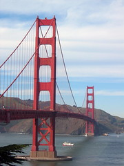 Beautiful Day at the Golden Gate Bridge - Día ...