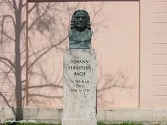Johann Sebastian Bach in Weimar