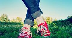 """Der Schnürsenkel. Die Schnürsenkel. Mit Schnürsenkeln verschließt man Schuhe. Durch Schnürsenkel hat der Schuh einen festen Halt am Fuß. • <a style=""""font-size:0.8em;"""" href=""""http://www.flickr.com/photos/42554185@N00/31211228240/"""" target=""""_blank"""">View on Flickr</a>"""
