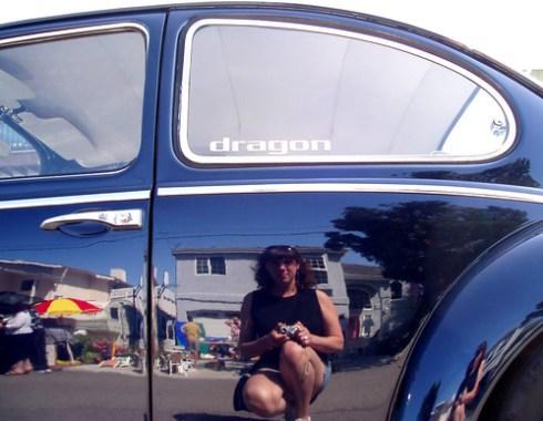 mirror project garage sale