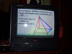 Math on the TV