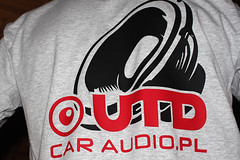 Koszulka UTD Car Audio