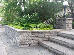 Menno-braam-stone-steps-wall-with-Pillars-3
