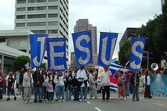 A March for Jesus