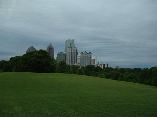 Piedmont Park in Midtown