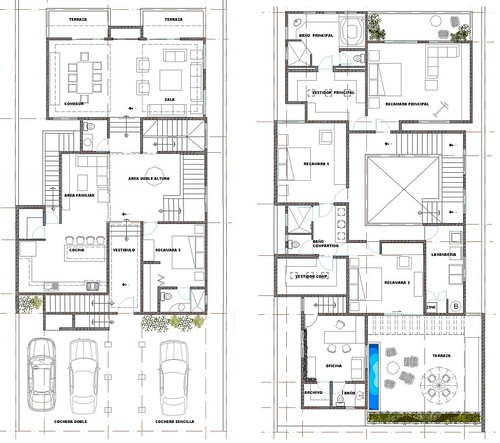 Plano de Remodelación Yadira y Roberto