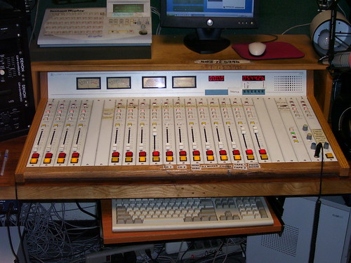 The Old Console