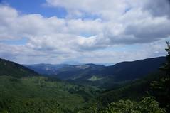 Valea Paraul Oii si Ceahlaul