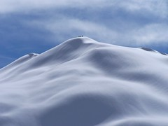 Nieve polvo (por rogue drone)