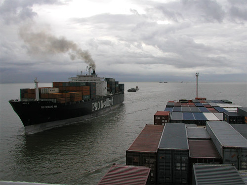 Container Ships Meeting