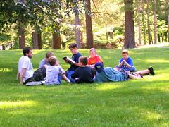 Discipleship, Shoreline Study