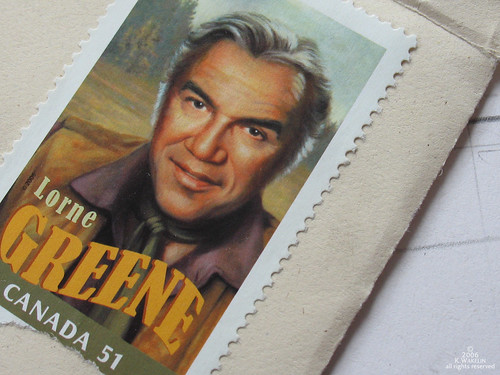 Lorne Greene is 51 Cents
