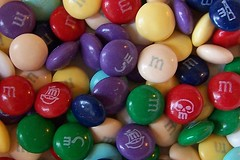 fun with m&ms
