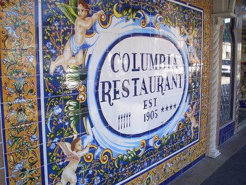 Columbia Restaurant in Ybor City