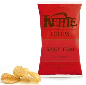 Kettle Chips - Spicy Thai