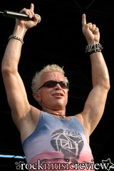 Billy Idol, Warped Tour 2005