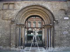 Romaanse Poort, Leuven