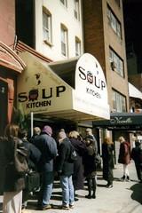 NYC: Soup Kitchen International