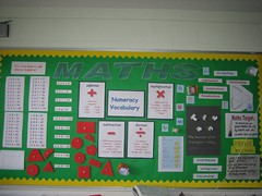 Displays allow us to show what we have recently learnt in class
