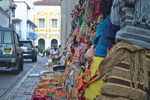 Crafts (Cartagena - Colombia)